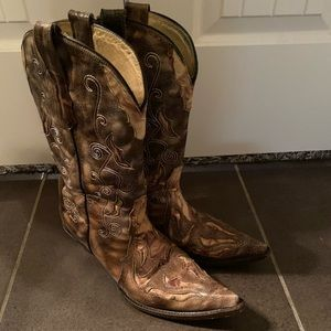 Women's Corral Boots Size 10